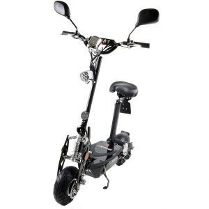 Mach 1 Elektro Scooter im Test